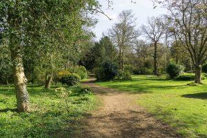 Delapre Abbey Park