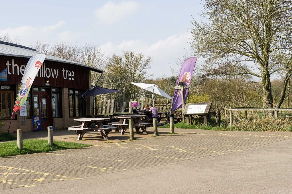 Pitsford Reservoir Cafe