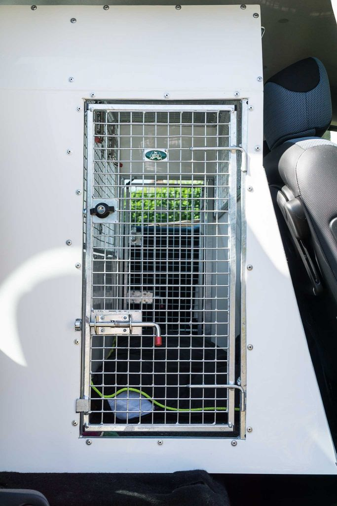 Lintran Dog Cages For Dog Professionals Northampton Dog