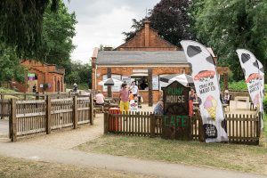 Sywell Country Park - Pump House Cafe