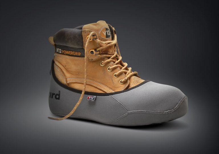 Shoe Covers V12 MukGuard review
