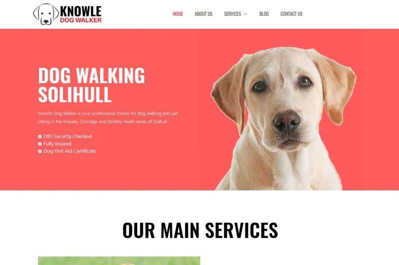 Dog Walking Solihull
