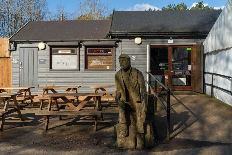 Quarryman's Rest Cafe - Irchester Country Park
