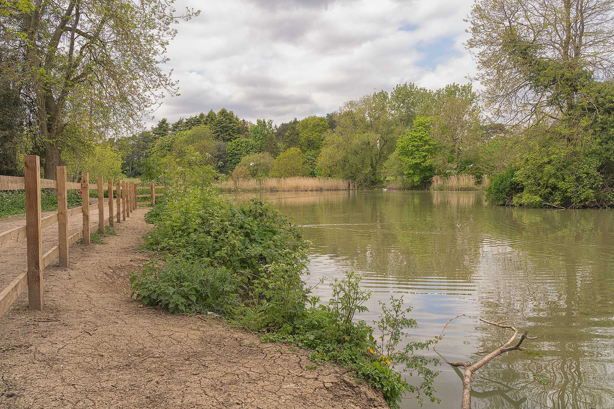 Eastfield Park Northampton