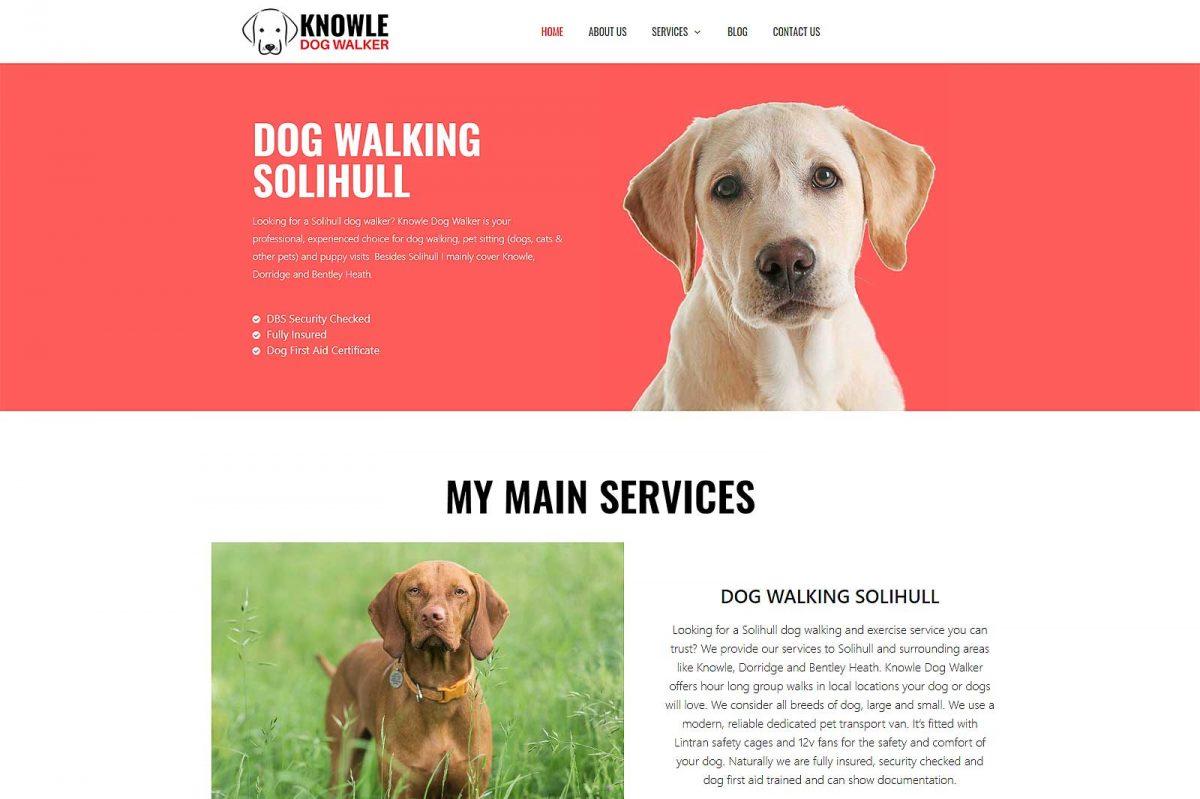 Dog Walking Websites